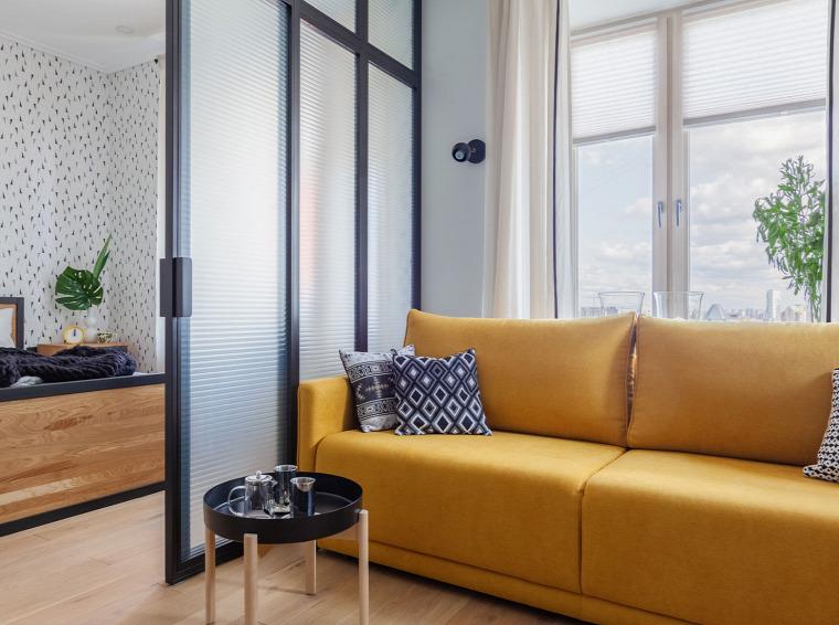 kis lakás kis terek szín