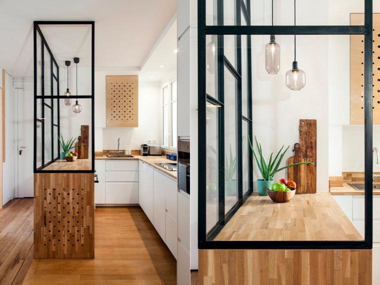 konyha inspiráció l-alakú konyha