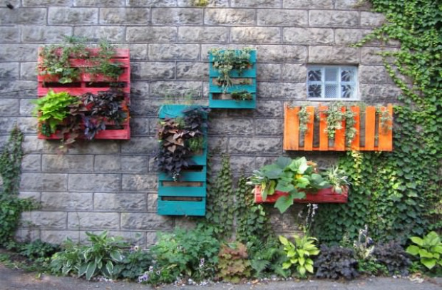 újrahasznosítás bútorok inspiráció