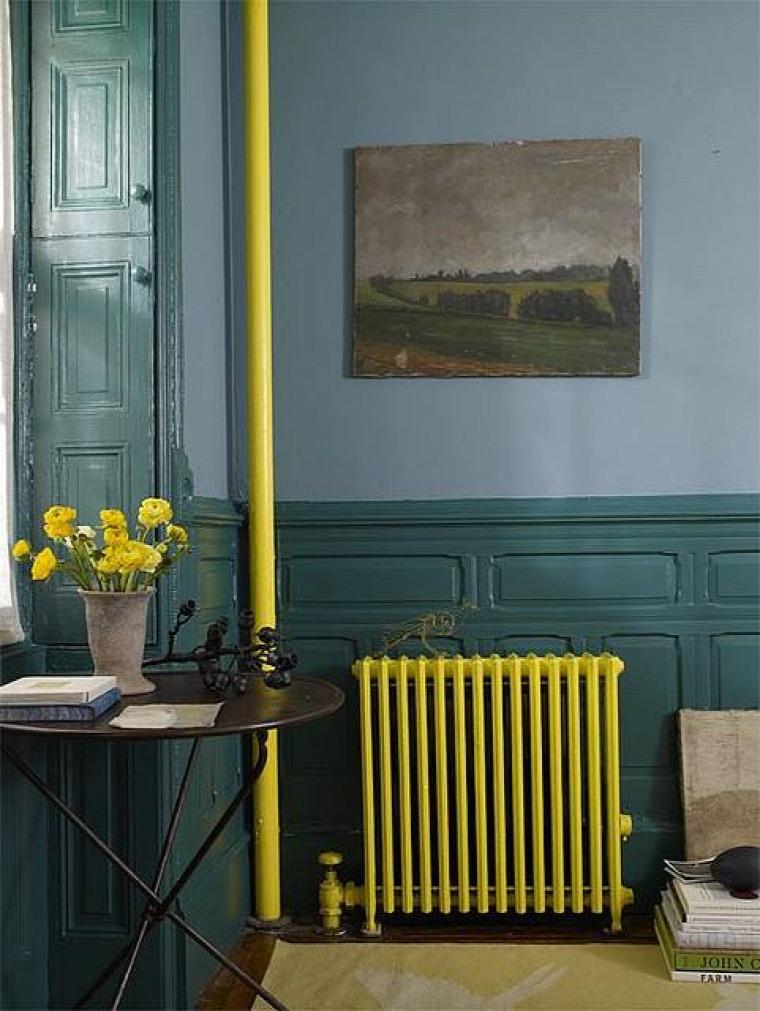 sárga sárga falak színes falak vidám hangulat tavasz