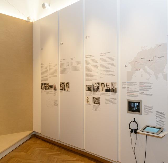 zsidóság holokauszt Bécs történelem emigráció