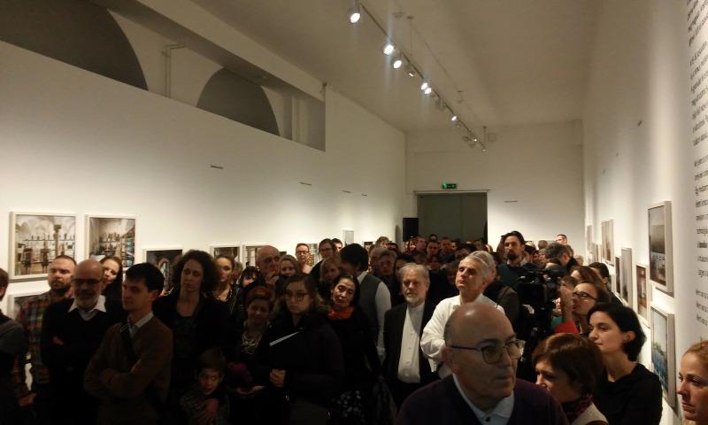 kiállítás megnyitó Capa Központ fotográfia MúzeumCafé folyóirat videó