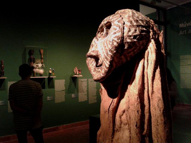 Magyar Nemzeti Galéria etnográfia kiállítás Picasso keleti művészet
