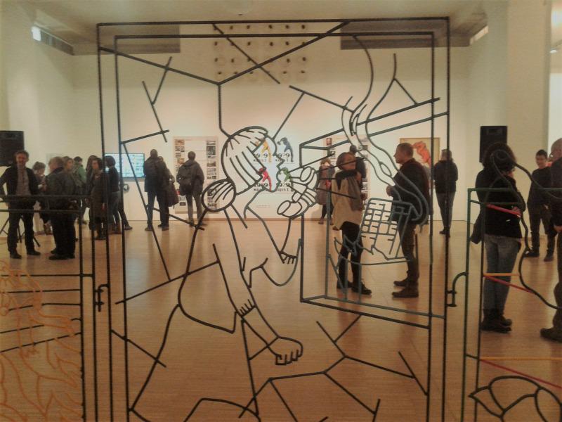 kiállítás kultúrpolitika politika szocreál