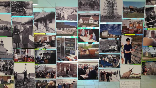 Skanzen néprajz kiállítás Szentendre kultúrpolitika