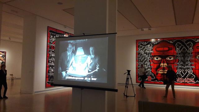 kiállítás Ludwig Múzeum kortárs művészet