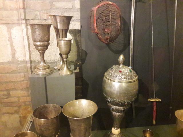 kiállítás Nemzeti Múzeum sport történelem