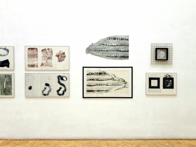 kiállítás Magyar Képzőművészeti Egyetem kortárs művészet grafika