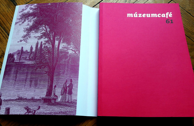 MúzeumCafé folyóirat kert történelem irodalom szobrászat