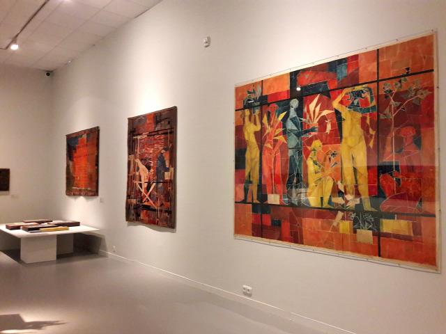 kiállítás Magyar Nemzeti Galéria kortárs művészet kultúrpolitika