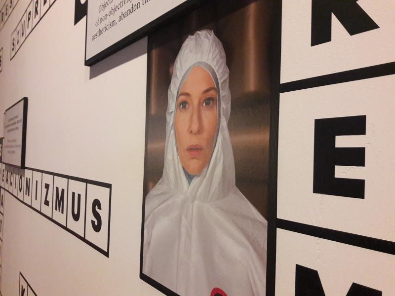 kiállítás videó avantgárd film kortárs művészet politika