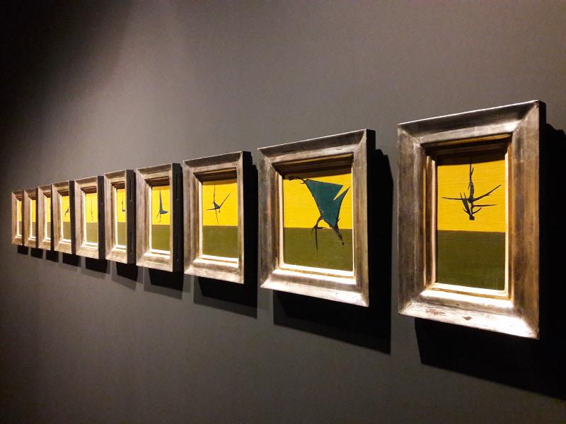 kiállítás Magyar Nemzeti Galéria Szentendre