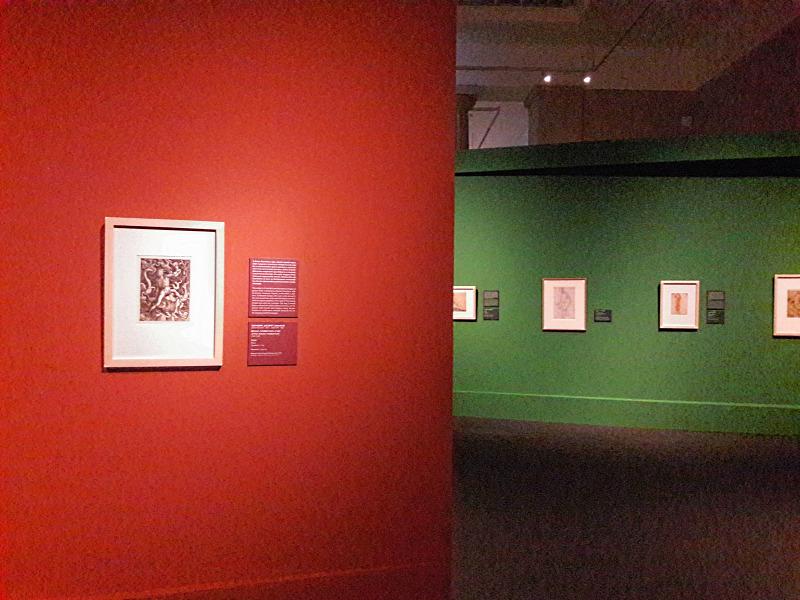 kiállítás Szépművészeti Múzeum grafika