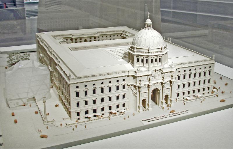 építészet Berlin MúzeumCafé folyóirat történelem
