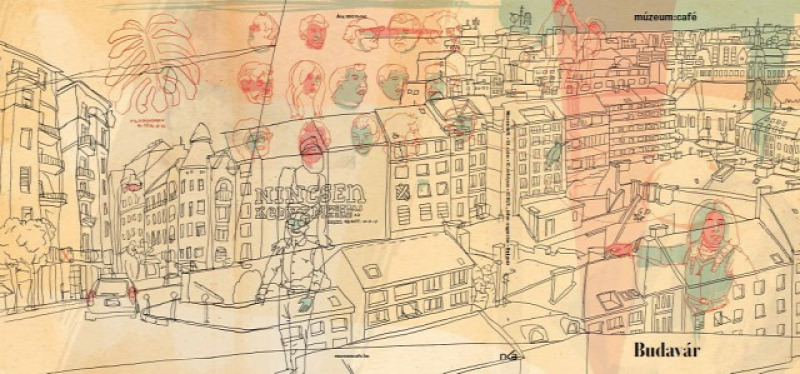 MúzeumCafé folyóirat grafika kiállítás