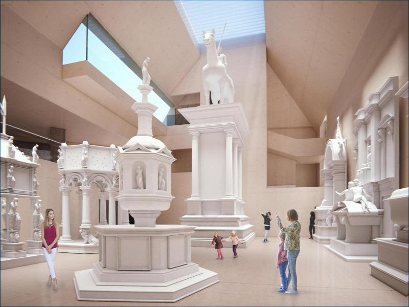 Liget Budapest szobrászat építészet