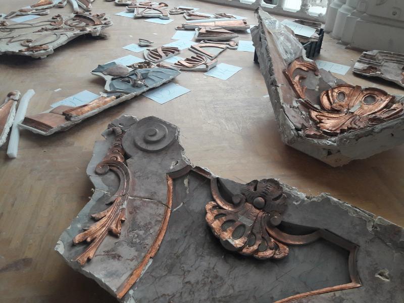 Iparművészeti Múzeum iparművészet restaurálás építészet