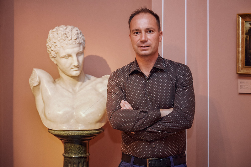 MúzeumCafé díj régészet