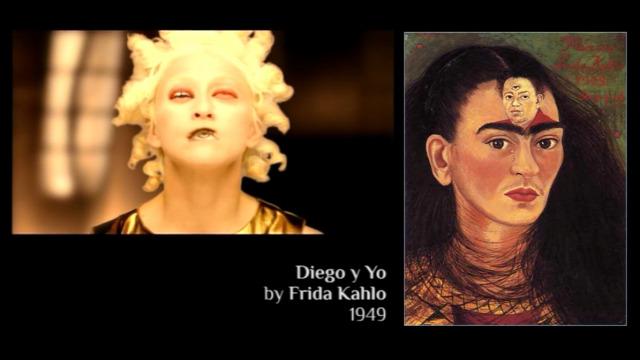 kiállítás Magyar Nemzeti Galéria Frida Kahlo zene