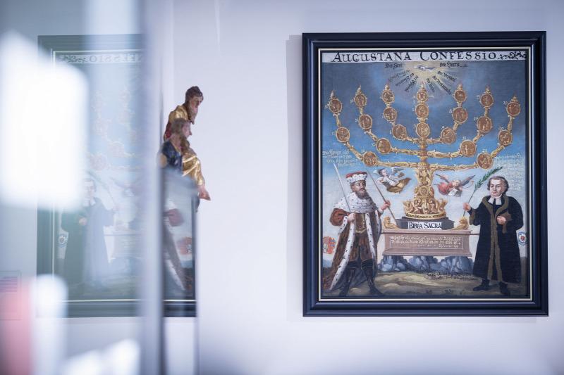 kiállítás digitalizálás MOME egyház történelem interaktivitás