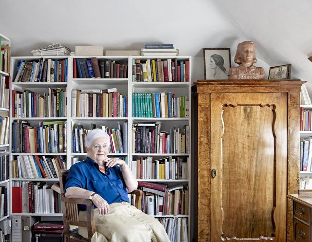 interjú MúzeumCafé folyóirat Szépművészeti Múzeum gyűjteménygyarapítás Garas Klára
