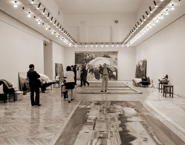 MúzeumCafé folyóirat interjú Pécs Csontváry kultúrpolitika műgyűjtés műkereskedelem Magyar Nemzeti Galéria