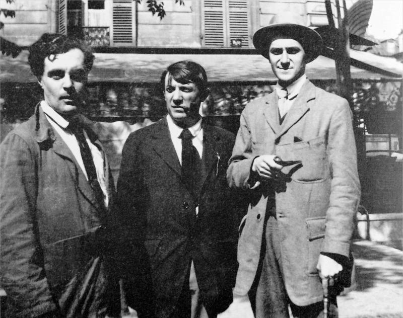 Picasso Modigliani Magyar Nemzeti Galéria kiállítás avantgárd film Párizs