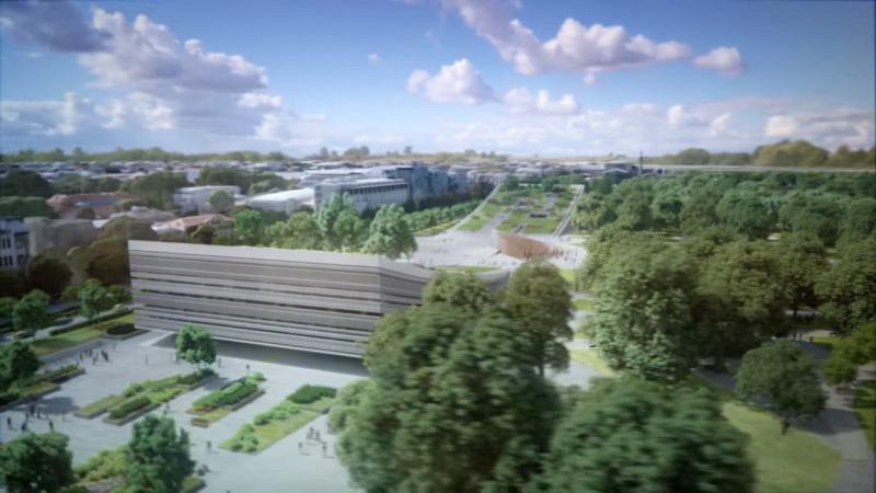videó Néprajzi Múzeum Liget Budapest múzeumépítészet