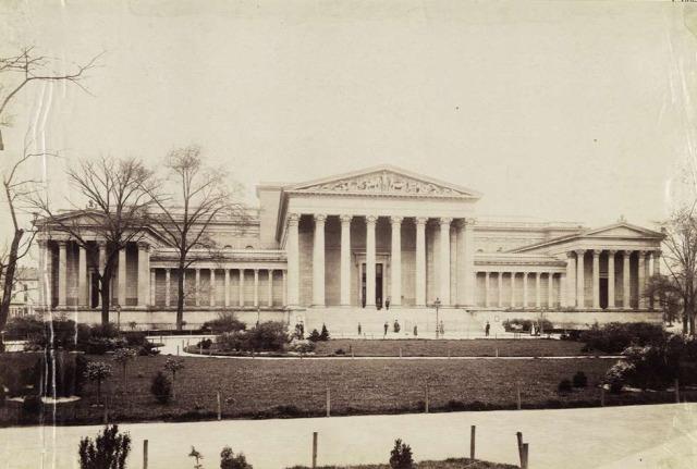 Szépművészeti Múzeum dokumentum politika