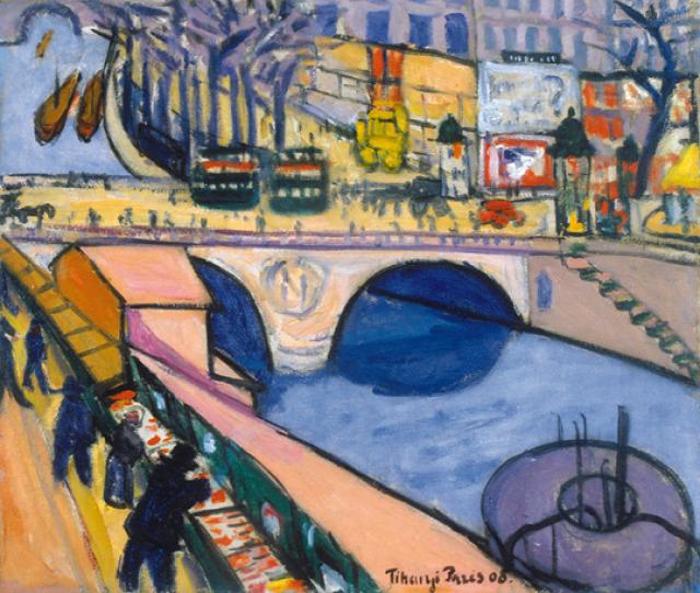 kiállítás történelem Párizs műgyűjtés Európai Iskola Szentendre restitúció