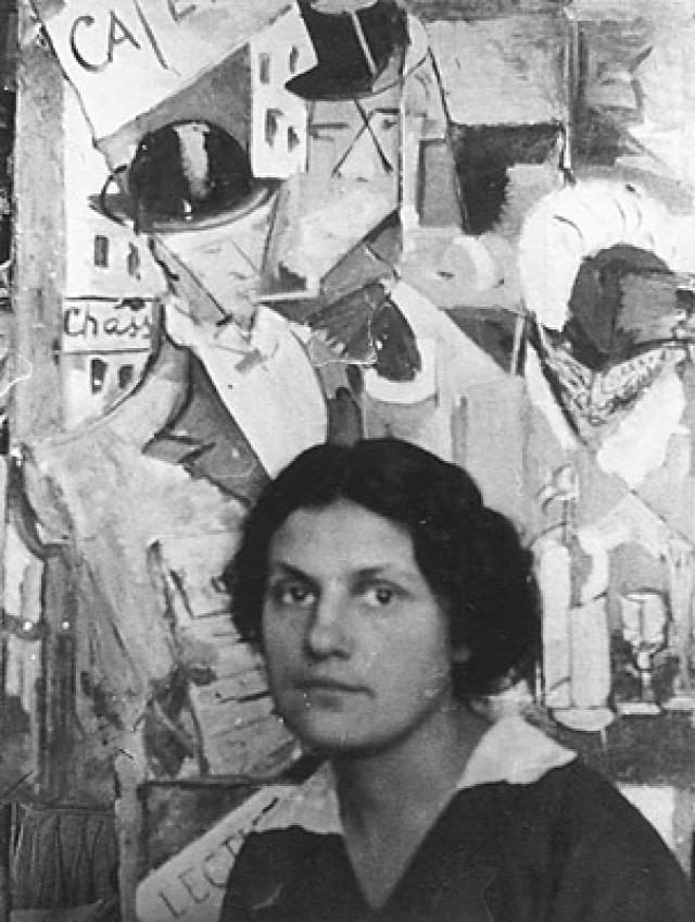 Magyar Nemzeti Galéria avantgárd kiállítás