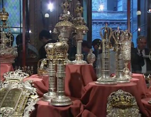 Magyar Zsidó Múzeum műkincslopás kiállítás