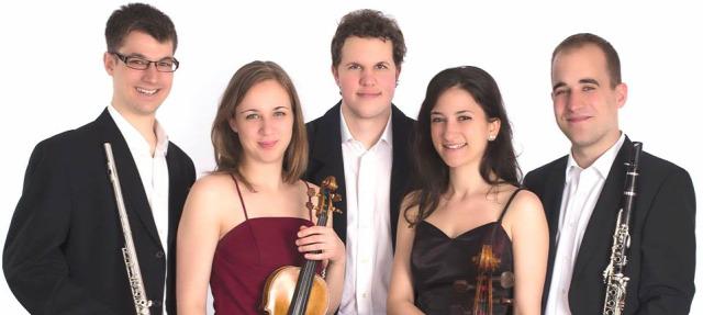 Weiner Ensemble Baksai Réka Jámbor Janka Bán Máté Pálfi Csaba Dani Imre BMC Mona Dániel