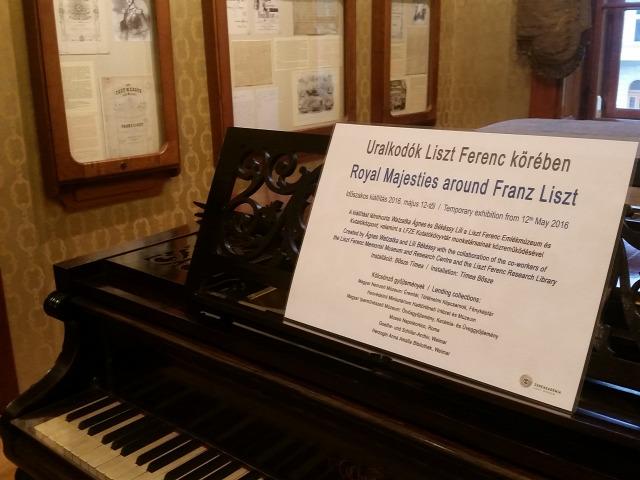 Liszt Ferenc Liszt Ferenc Emlékmúzeum és Kutatóközpont Watzatka Ágnes Békéssy Lili Domokos Zsuzsanna Lajkó István Dr. Csorba László
