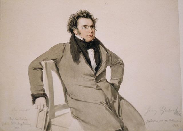 Christopher H. Gibbs Franz Schubert Bard Music Festival Belinszky Anna