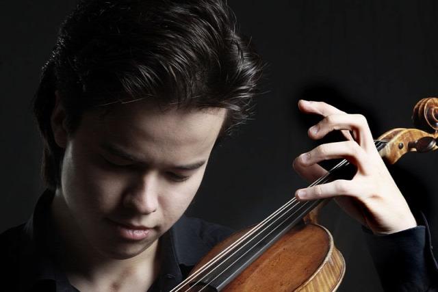 Roman Kim Liszt Ferenc Kamarazenekar Zeneakadémia Mona Dániel