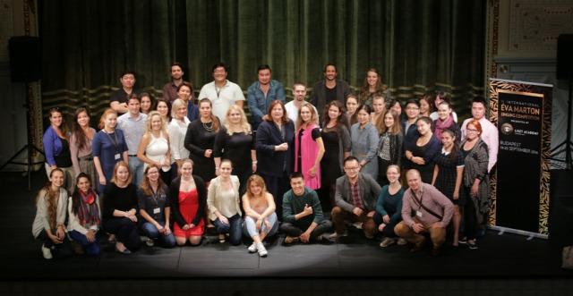 II. Nemzetközi Marton Éva Énekverseny Zeneakadémia Marton Éva