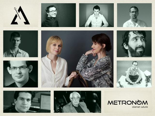 Metronóm MetronómTető Corvin Bar Seleljo Erzsébet Razvaljajeva Anasztázia Duo SeRa Belinszky Anna Mona Dániel