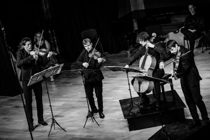 Az Apollon Musagete kvartett