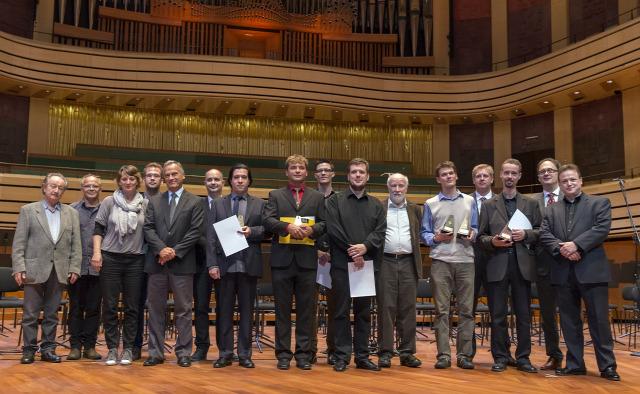A 2015-ös UMZF díjazottjai, zsűrije, valamint a díjak átadói