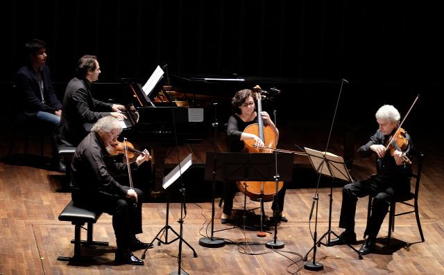 Bogányi Gergely és Keller Kvartett