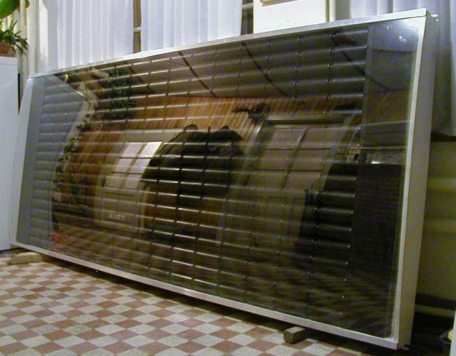sörkollektor légkollektor napeneria légfűtés