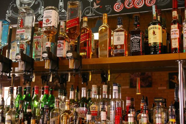 bárszekrény otthoni bárpult mixer alkohol