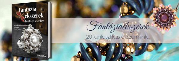 gyöngy gyöngyfűzés könyvajánló Cser Kiadó Színes Ötletek webáruház