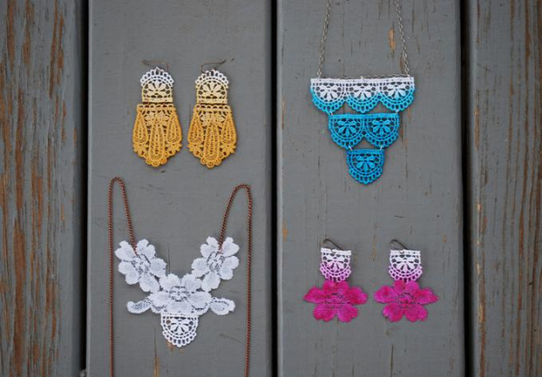 Ombre Lace Jewelry