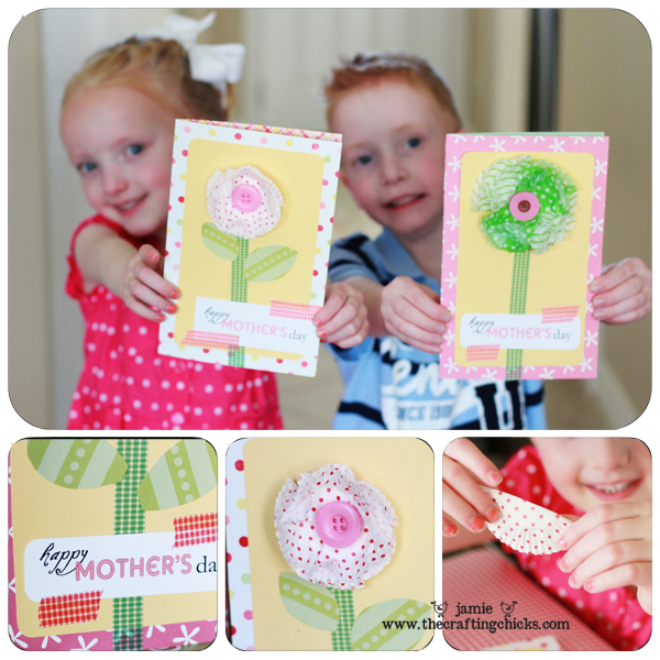 Mother's Day Card & Kid Craft