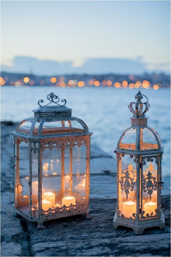 Vintage lanterns | Piteira Photography