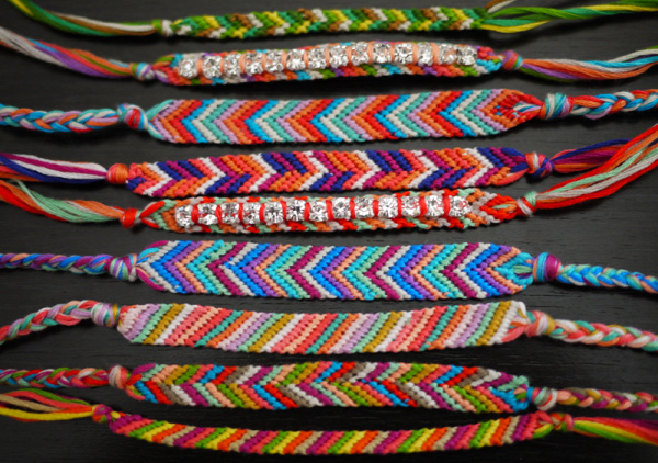 new collection  Friendship Bracelets 2014