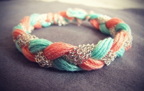 Braided Chain and String