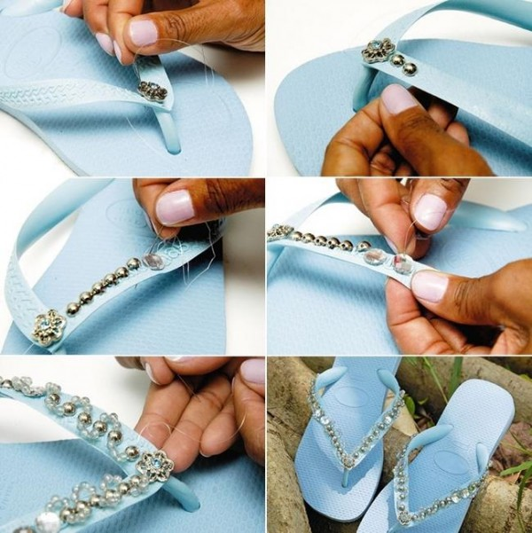 DIY Flip Flop Ideas for Summer